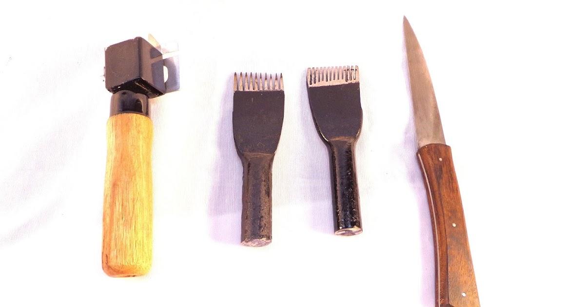 Armario Com Chave Pequeno ~ Ferramentas e materiais para guasqueria, correaria e artesanato em couro Kit ferramentas de