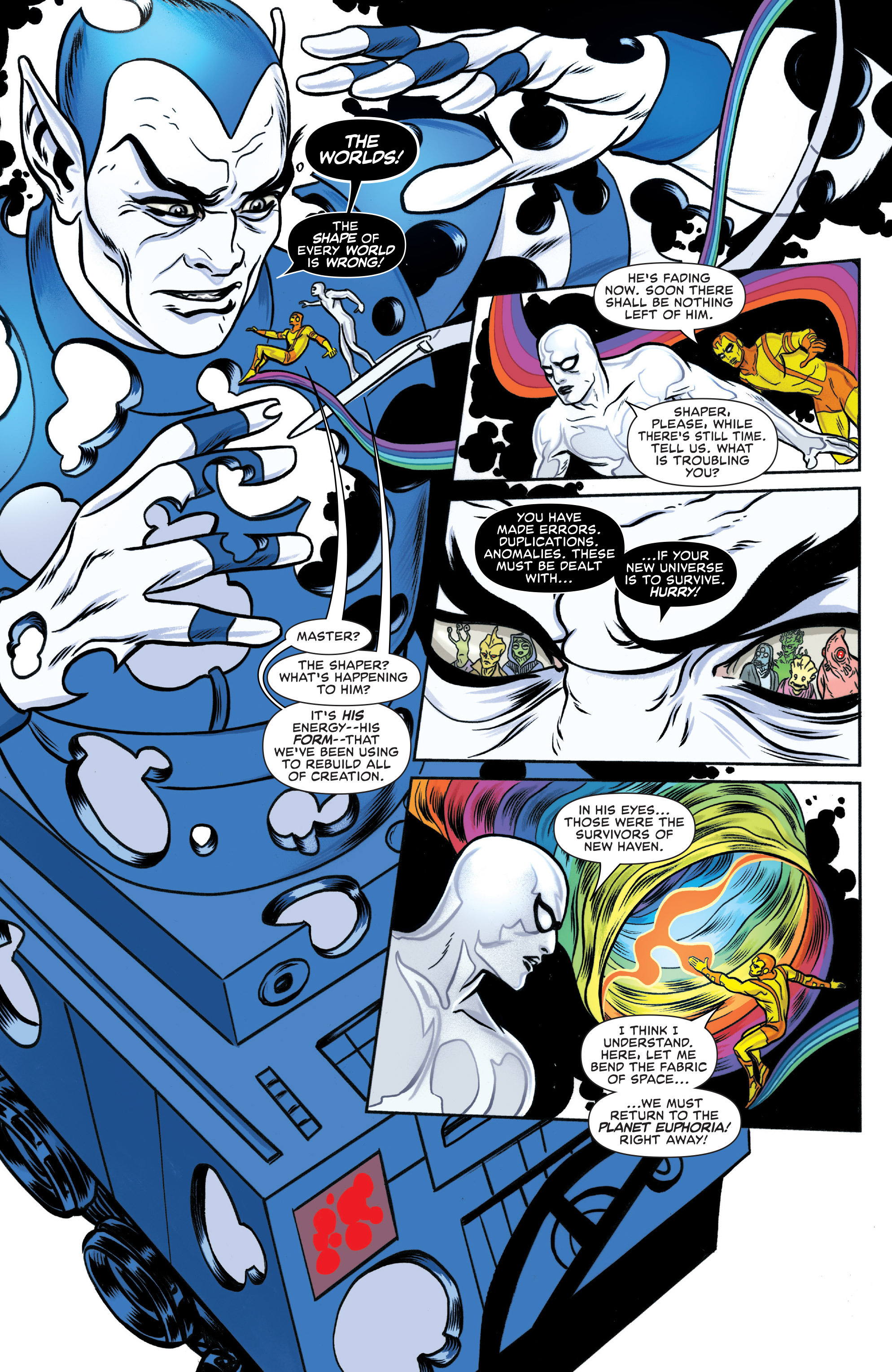 Read online Secret Wars: Last Days of the Marvel Universe comic -  Issue # TPB (Part 2) - 169