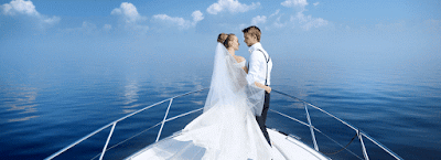 A Wedding on a Luxury Yacht Dubai