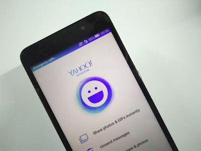 Yahoo Messenger Versi Baru