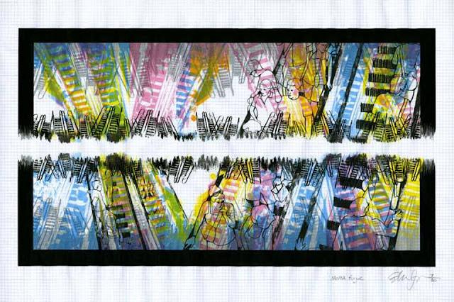 Edwin Jager: MoMA Fugue (2012)