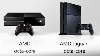 Xbox One and PS 4 Processor