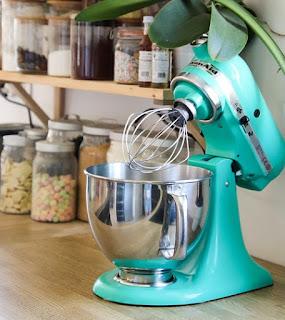 Image: Blue KitchenAide, by Blandine JOANNIC on Pixabay