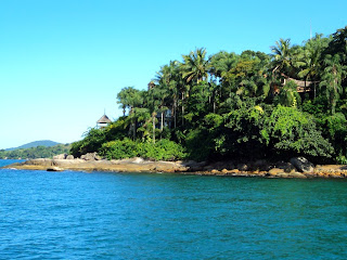 Ilha do Mantimento, Paraty