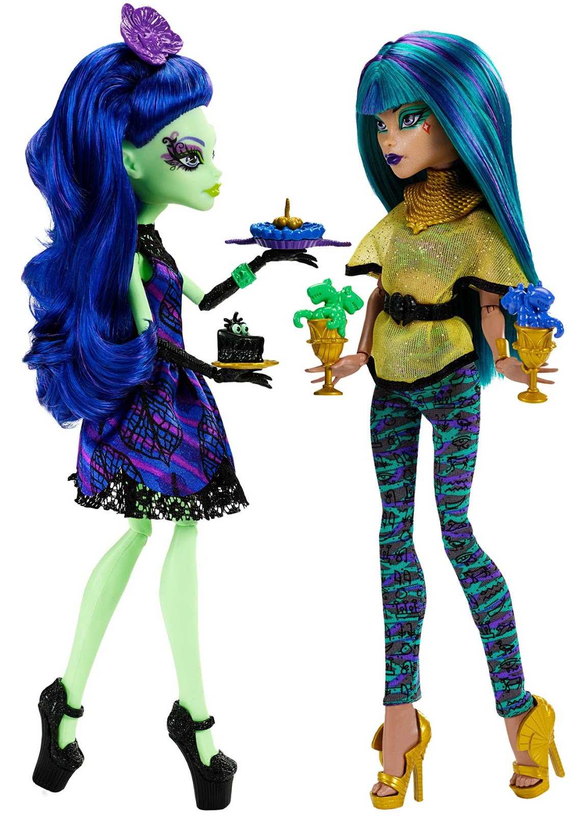 Monster High Toys : Jamie s toy monster high scream sugar nefera de