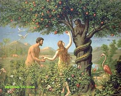 Benarkah Sebelum Adam Ada Makhluk Lain Yang Menghunii