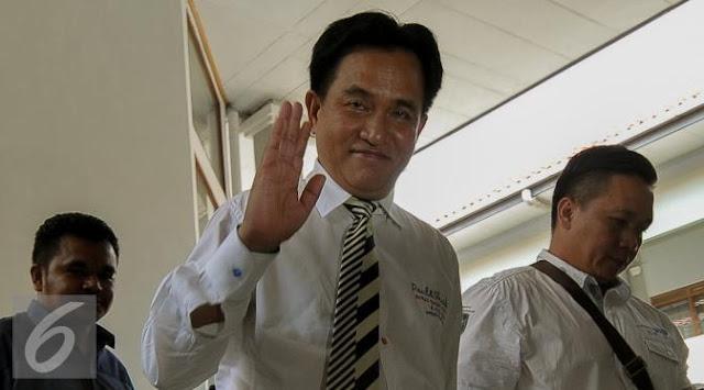 Yusril Sangat Yakin Akan Dapat Dukungan Seusai Buka Puasa Bareng SBY dan Ical