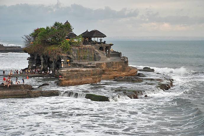 Templo Tanah Lot de Bali