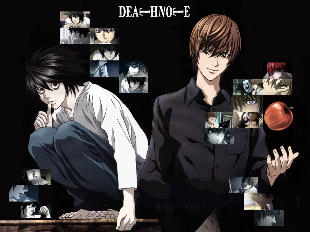 Death Note Libro Libros Del Infinito Reseña Anime Death Note