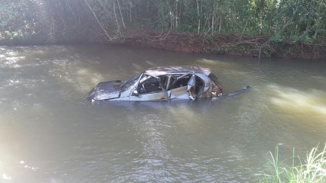 Assaltantes caem em Rio após furto de carro