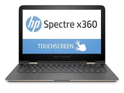 Offerte del giorno Informatica  1. Portatile Convertibile HP Spectre x360 13-4132n black friday 2016