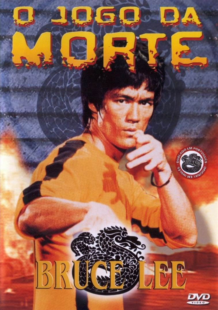 O Jogo da Morte (1978) Dual Áudio | Dublado DVD-R Oficial Uptobox Download