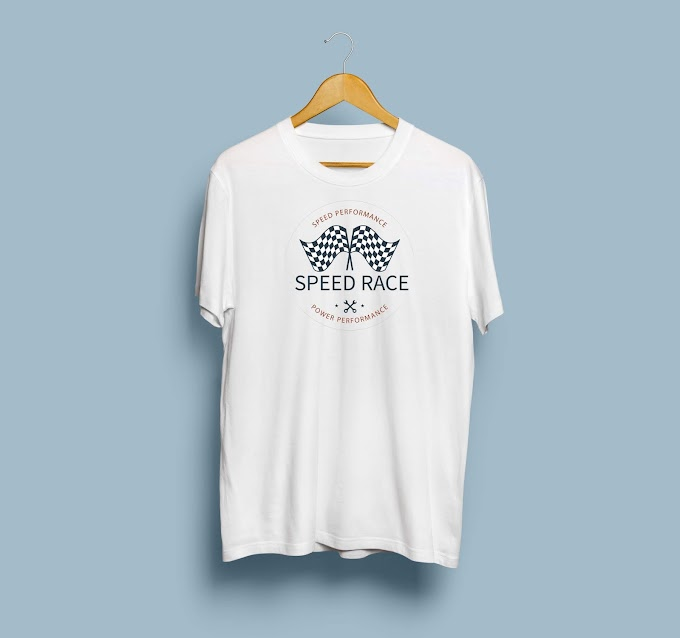 NEW Speed Race T-shirt