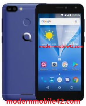 Qmobile Blue5 Flash File