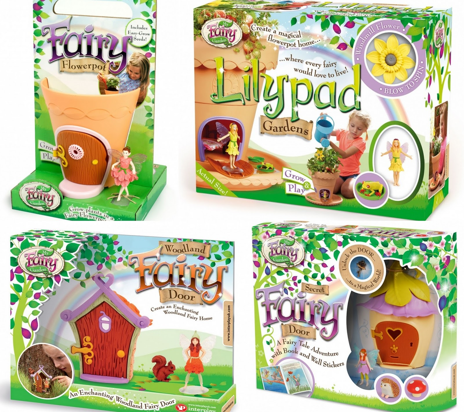 Good The Brick Castle: My Fairy Garden Giveaway From Interplay. Good Looking