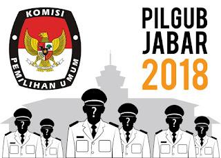 Pemenang Pilgub Jabar 2018