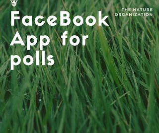 Facebook App For Polls