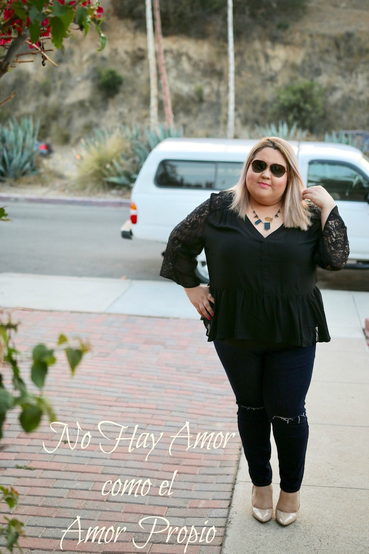 plus size outfits- latina plus size blogger