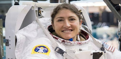 Christina Koch sets Record for the Longest Spaceflight
