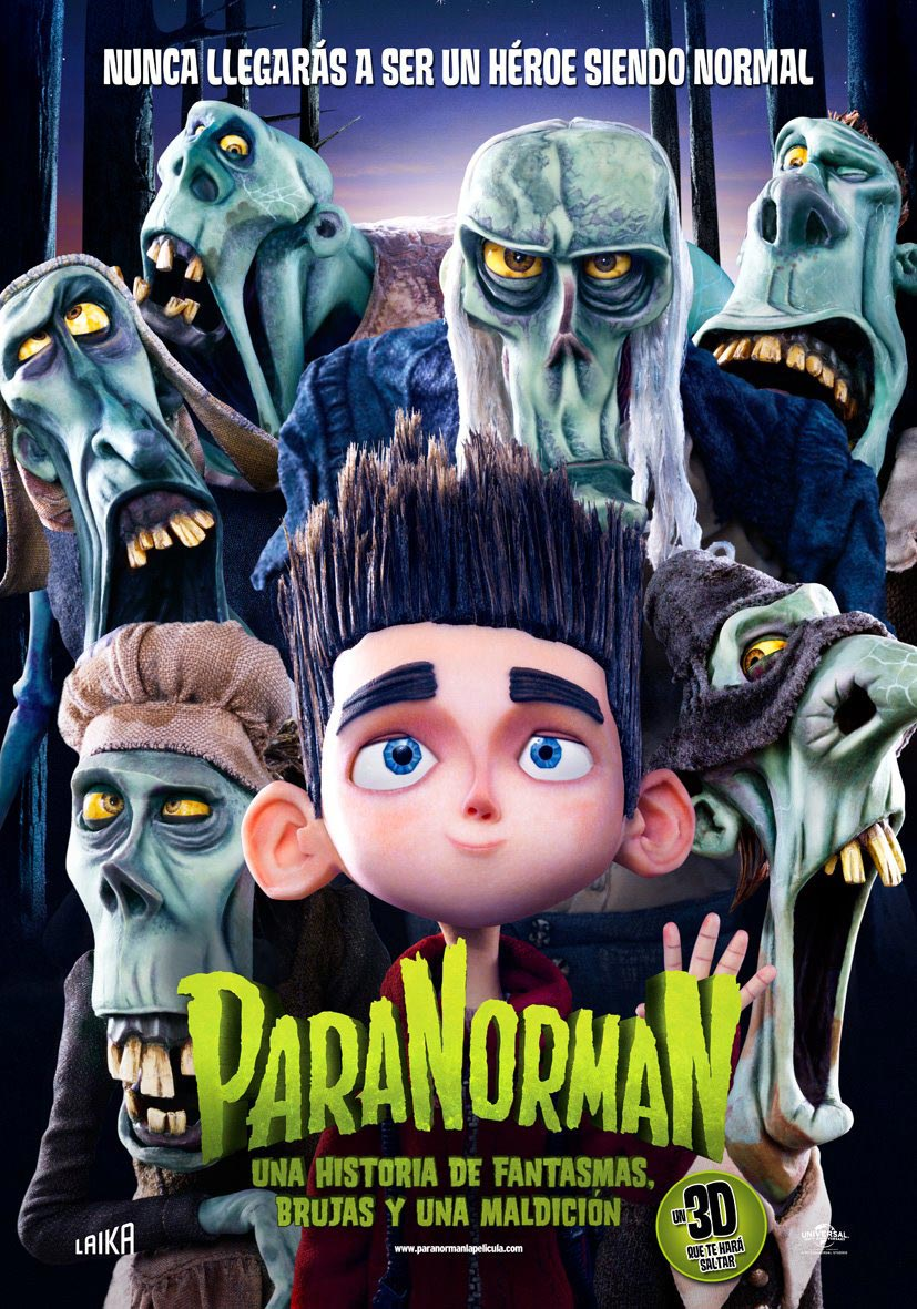 HÜBSCH JESS BABY: Movie Review: ParaNorman