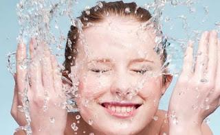 Cara mencuci komedo di wajah