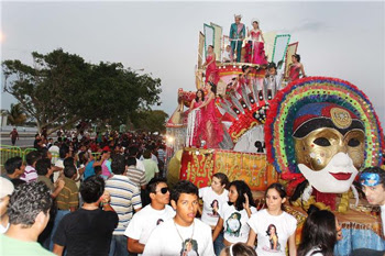 fiestas típicas de Campeche