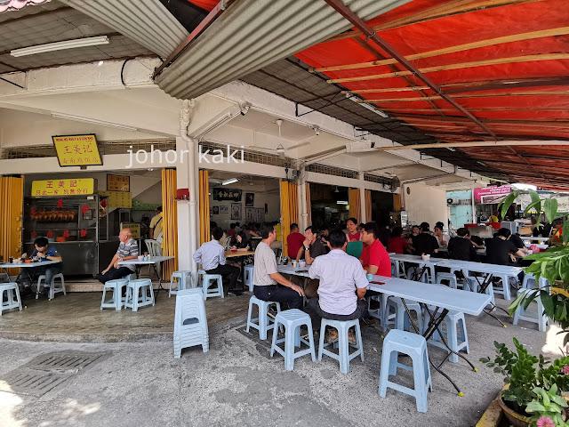 Wong Mei Kee in Pudu KL - The Best Roast Pork in Malaysia & Singapore? 王美记燒肉