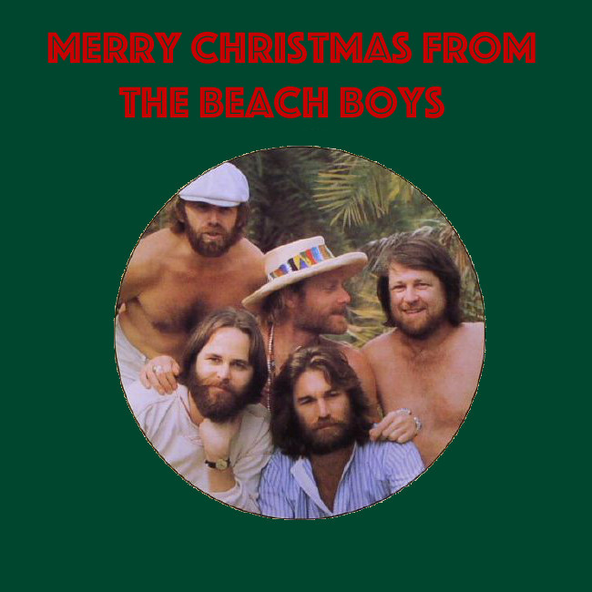 the beach boys merry christmas from the beach boys alternate - Beach Boys Christmas