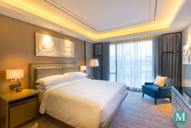 One-Bedroom Premium Suite at Hilton Manila