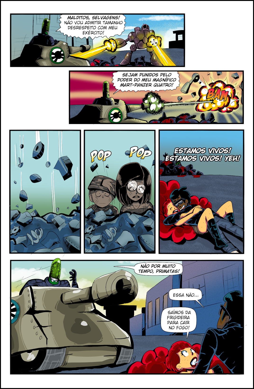 Cyber Quadrinhos