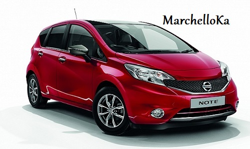 Design Nissan Note
