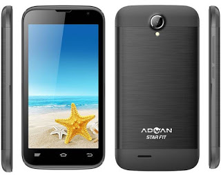 Cara Flash Advan S45C Atasi Bootloop