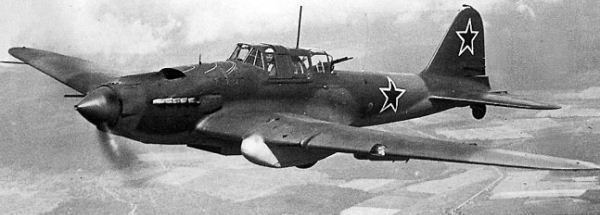 Pesawat tempur Ilyushin Il-2