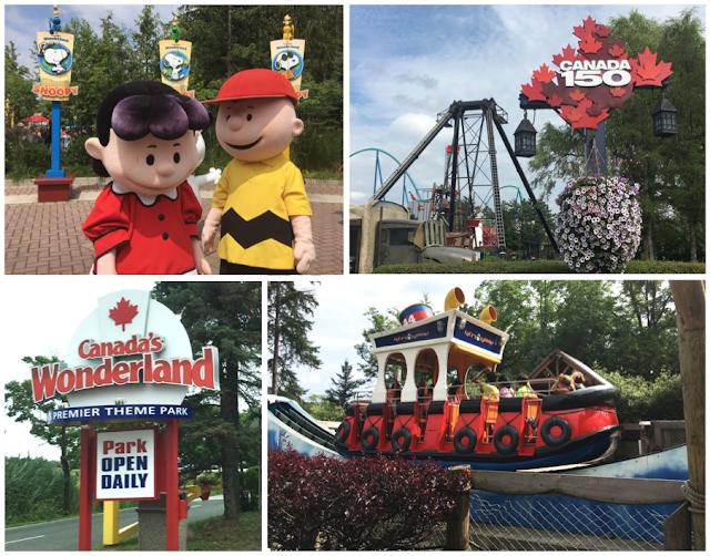 Canada's Wonderland Premier Theme Park - Canada 150