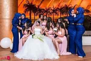 مظاهر جديده وغريبه لحفلات الزواج في مصر تعرف عليها