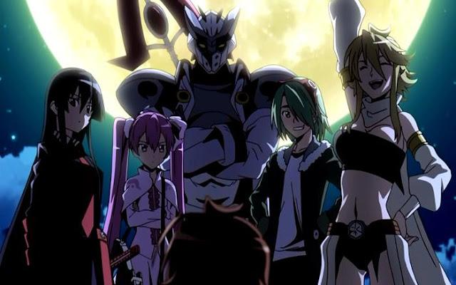 anime action yang mirip Hunter x Hunter terbaik