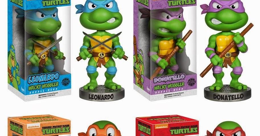 The Blot Says Teenage Mutant Ninja Turtles Wacky
