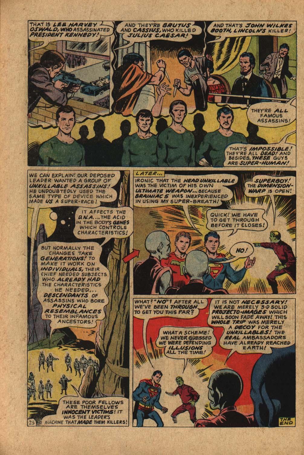 Read online Adventure Comics (1938) comic -  Issue #361 - 31