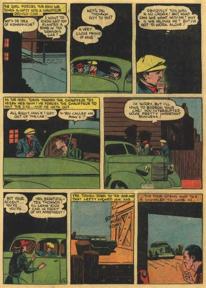 Read online Action Comics (1938) comic -  Issue #26 - 40