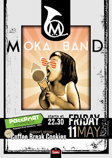 MOKA BAND 11/5 LIVE @ PASSPORT