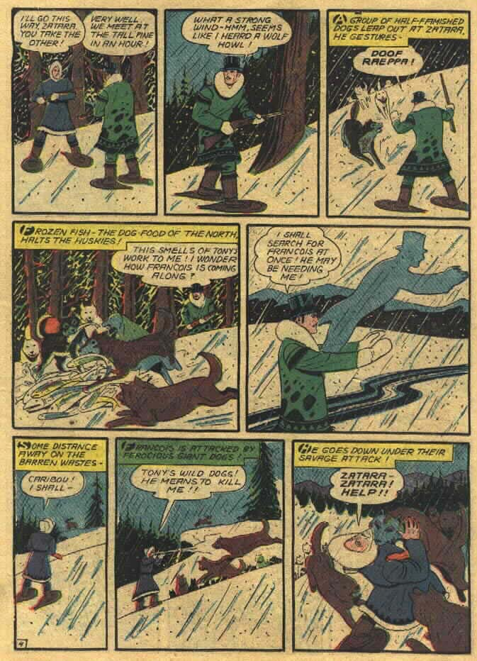 Read online Action Comics (1938) comic -  Issue #26 - 57