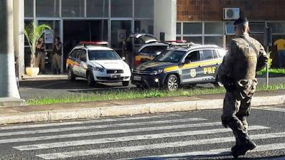 Prisão de policiais civis durante operação do MP em Minas Gerais abre crise na segurança