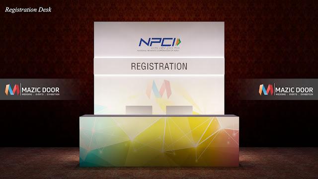 NPCI Conference Setup Design 03