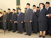 Enam Jabatan Tinggi Pratama Sleman Terisi