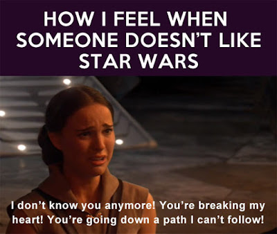 Confessions: Star Wars