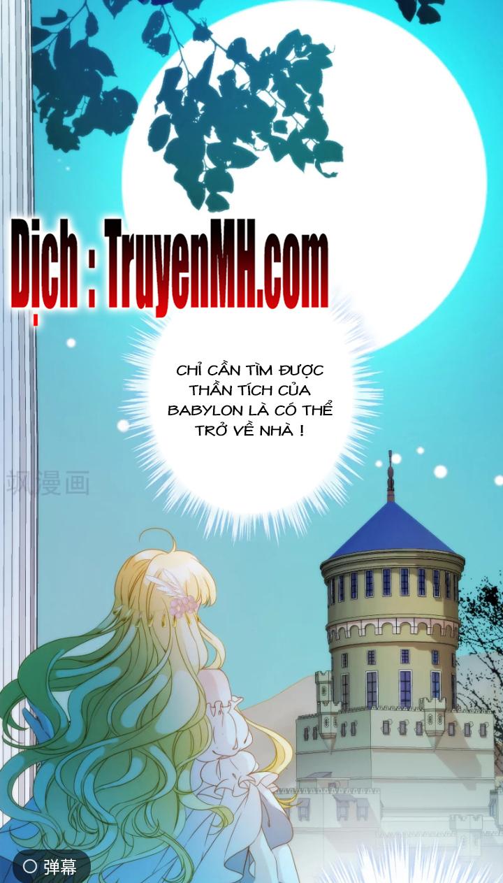 Babylon Vương Phi Chapter 8 - Trang 9