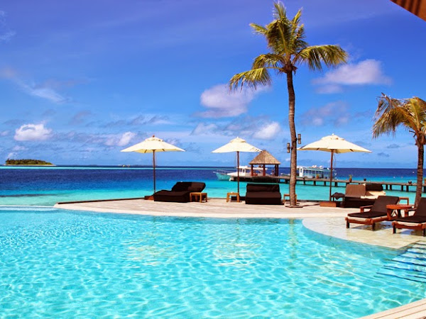 Maldivlerde Balayı | Komandoo Island Resort | Adada Geçen 7 Gün