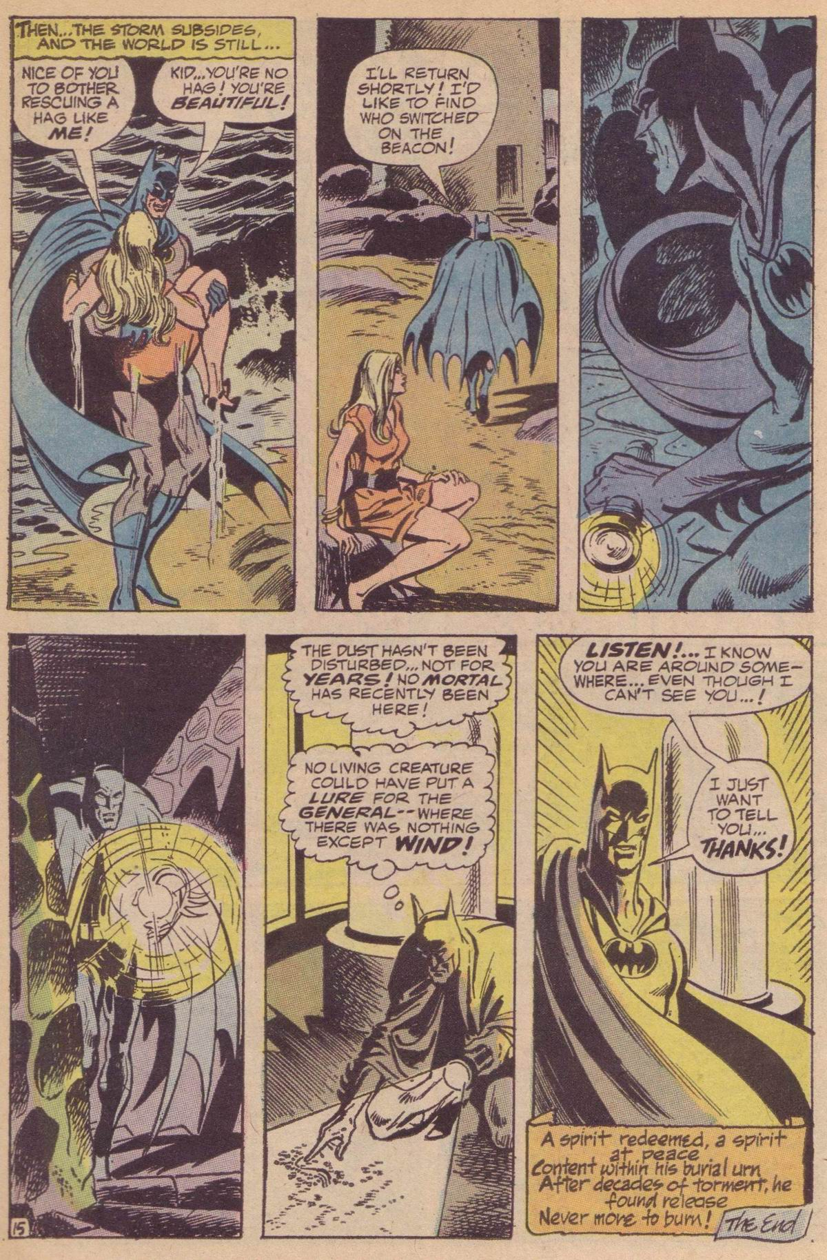 Detective Comics (1937) 414 Page 17