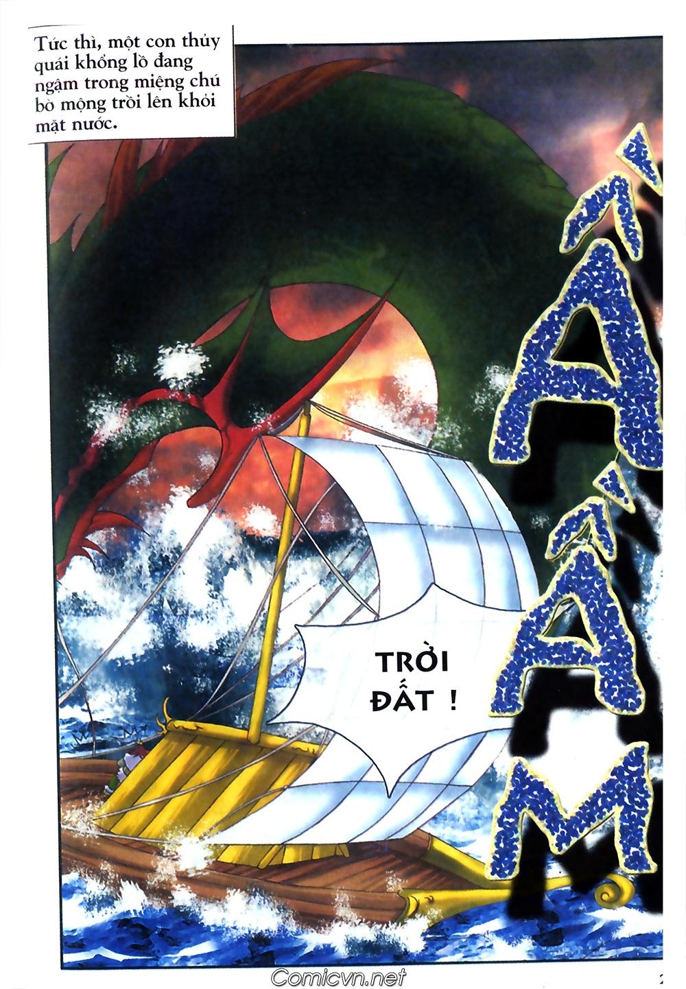 Thần thoại Bắc Âu - Chapter 36: Chuyến câu cá để đời - Pic 30