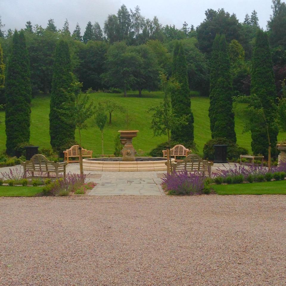 Crossbasket Garden